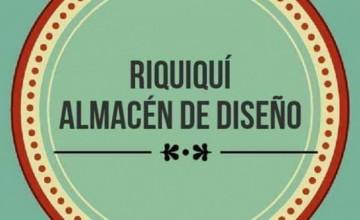 RIQUIQUI ALMACÉN DE DISEÑO